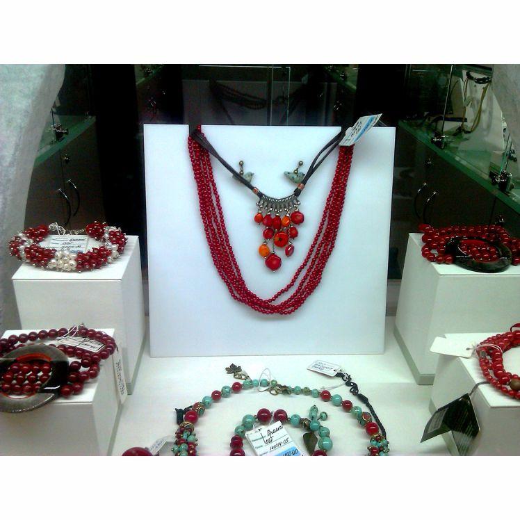 Для серег и ожерелья