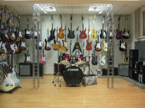 Музыкальны инструменты