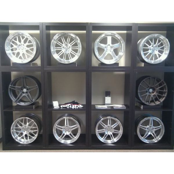 Стенка для авто дисков