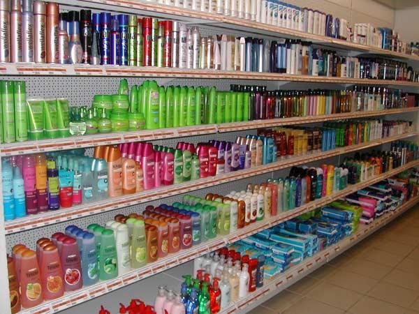 Бытовая химия, косметика, парфюмерия